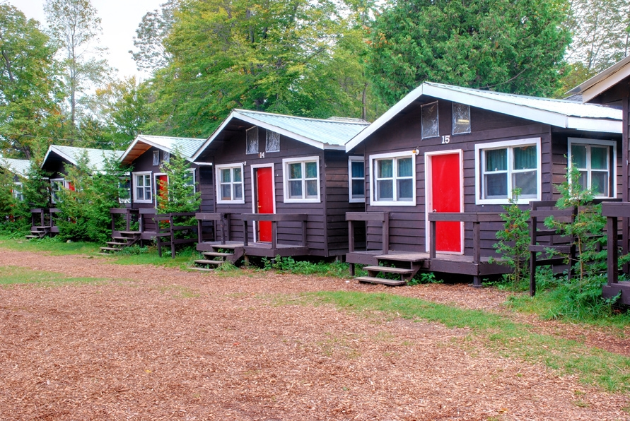 camp wahanowin a co ed summer camp in ontario Summer Camp Cabins