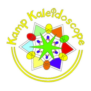 Logo for Kamp Kaleidoscope, our epilepsy camp for older teens