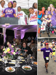 Houston Events Walk to END EPILEPSY Safari Party Marathon